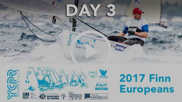 2017 Finn Euros - Day 3