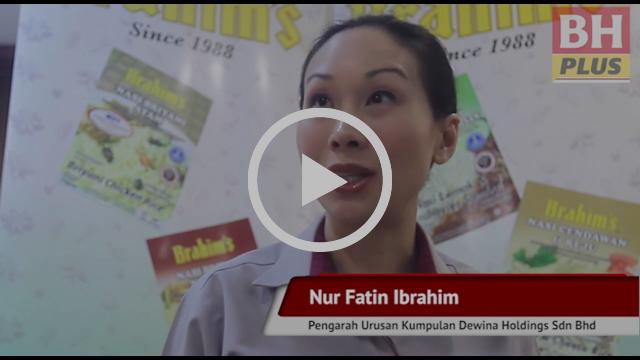 171016_BH ONLINE TV I BRAHIM'S_Nur Fatin Exclusive Interview