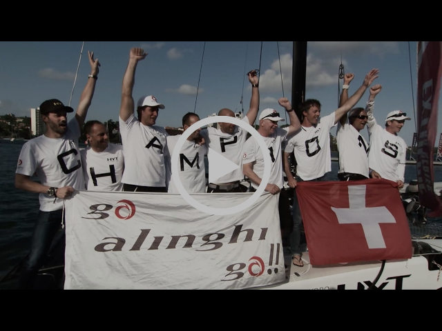 Revisit the 2016 finale as the Extreme Sailing Series™ heads for Muscat