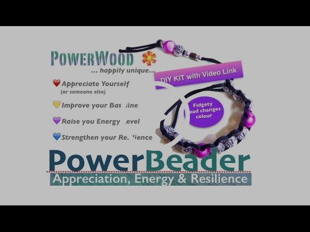How to make a PowerBeader / PowerWood