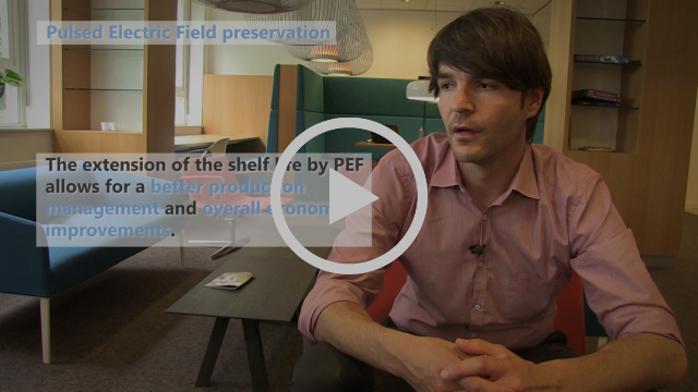 What is 'Pulsed Electric Field preservation'? Stefan Töplf interview