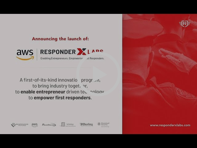 ResponderXLabs Launch Video