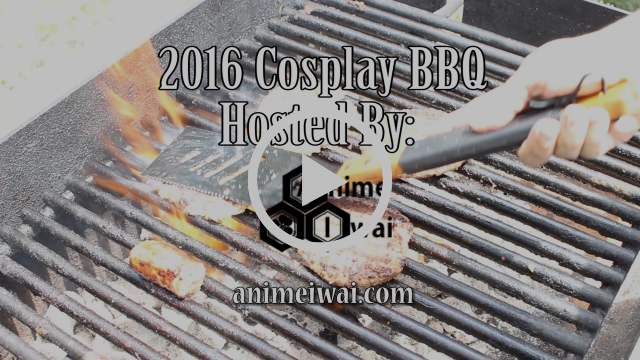 Anime Iwai's 2016 Cosplay BBQ
