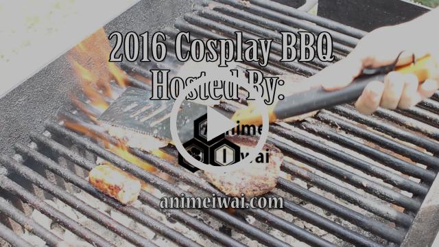 Anime Iwai's 2016 Cosplay BBQ