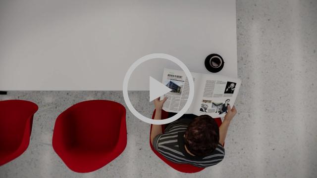 MLK Library Final Design Fly Thru Video