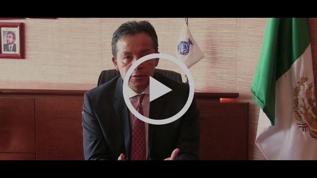 Entrevista OMENT - Dr. Arturo Perea Martínez
