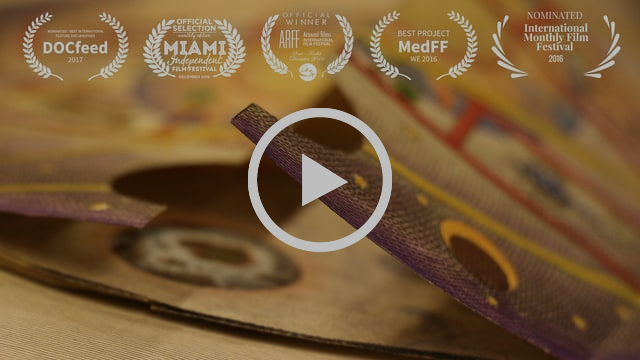 The Ritman Library - The Movie - Official Teaser
