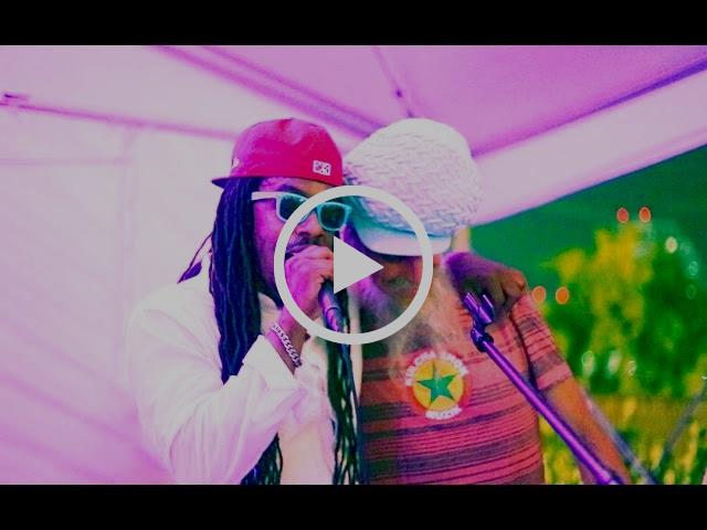 Tosh1 at Kulcha Shok's Reggae Sundays