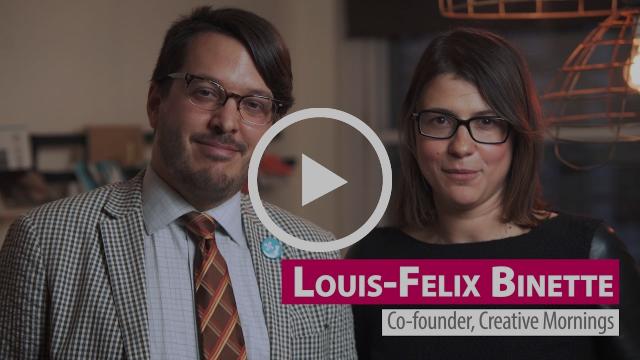 Comms Metrople: Louis-Felix Binette sur l'économie de collaboration