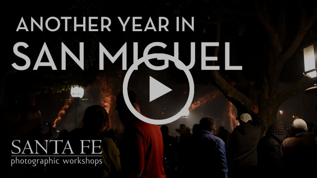 Another Year in San Miguelde Allende