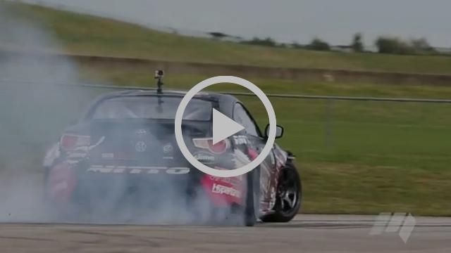 Beau Yates' Toyota GT86 Drift Racer