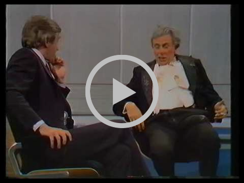 Sir Les Patterson (Barry Humphries) 1982. Pt. 1.
