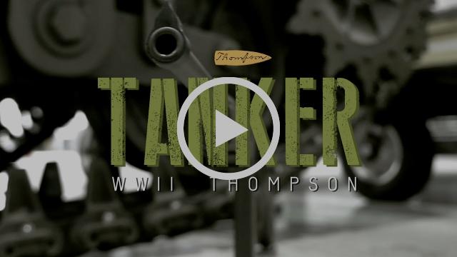 Tanker WWII Thompson