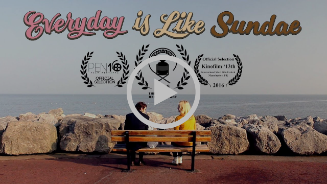 [Everyday is like Sundae ft. Rob Auton and Molly Naylor]
