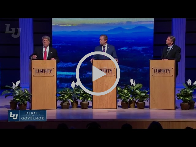 Liberty Debate Frank Closing Remarks
