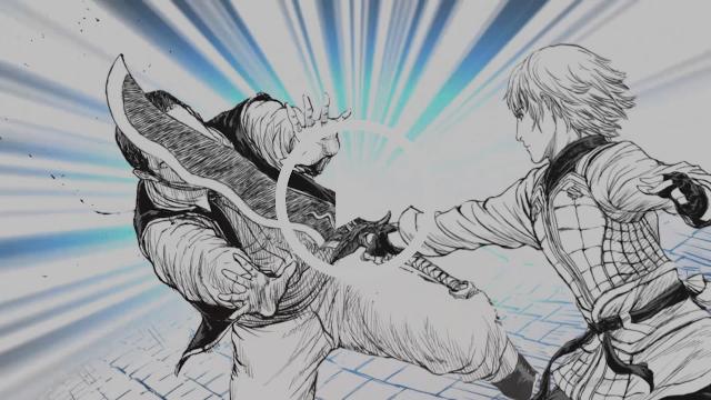 Monster x Monster, un manga de fantasy décalé (bande-annonce) !
