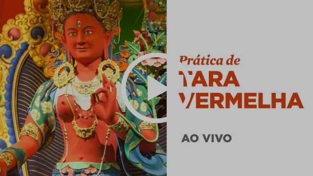 Prática de Tara com Lama Norbu