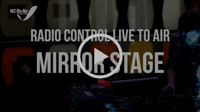 Mirror Stage Live To Air on Radio Control 99.4FM