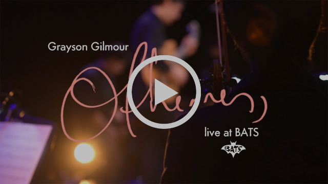 Grayson Gilmour - Artery / Don't Let It Get You! (Live at BATS)