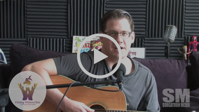 "Nick Eiben ""Fragile"" - Live from Sorgatron Media"
