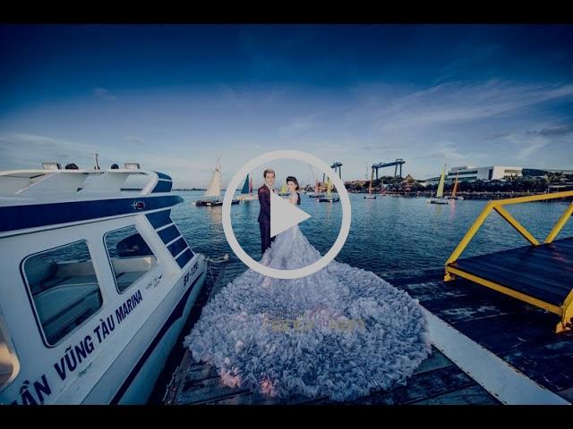 Chụp ảnh cưới Vũng Tàu - NancyPham Bridal