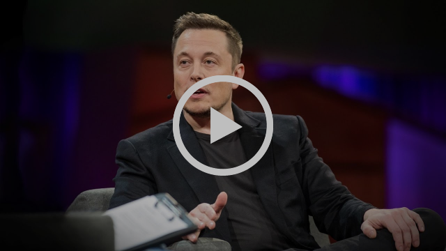 The future we're building -- and boring | Elon Musk