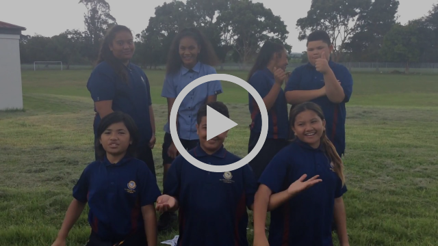 Awesome Magical Park video made by students from the Sir Edmund Hillary School, Auckland