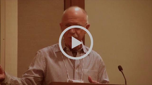 Merlin Tuttle's Keynote Address at NASBR Symposium 2016