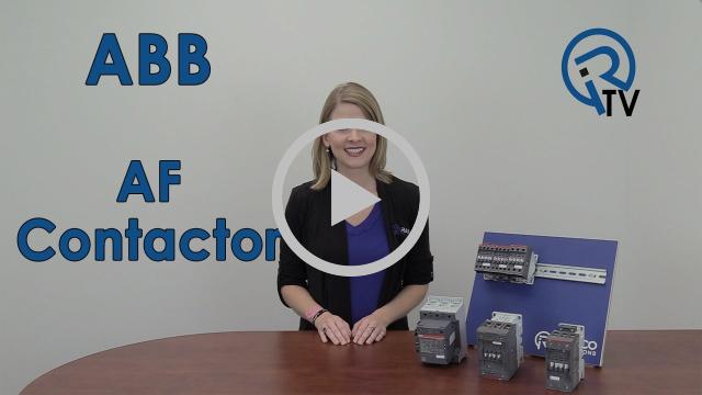 ABB AF Contactors