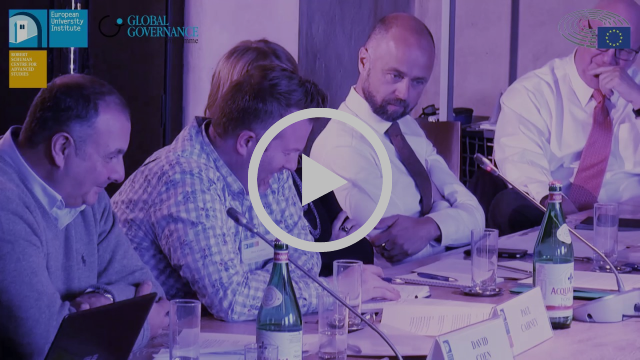 EU Policy-Making: Concepts, Practice and Governance | EP-EUI Roundtable