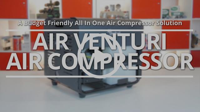 Air Venturi Air Compressor: A Budget Friendly All-In-One Air Compressor Solution!