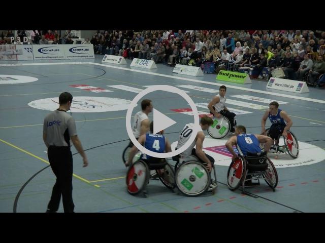 RSV Lahn-Dill vs. RSB Thuringia Bulls
