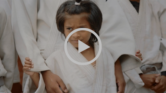 Judo for the World - Nepal