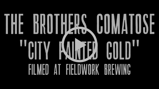 The Brothers Comatose (feat. T Sisters) - City Painted Gold (Live)