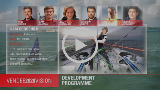 Vendee 2020 Vision promotional video