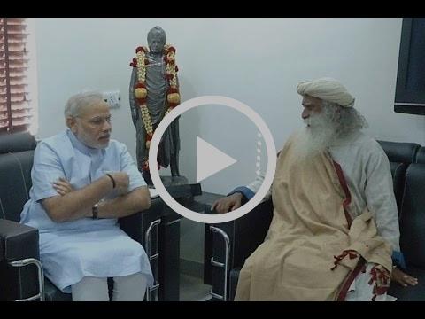 Why Narendra Modi is best PM - Sadhguru