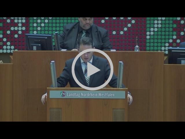Stefan Kämmerling MdL | Rede im Landtag Nordrhein-Westfalen am 02.12.2016