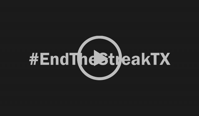 #EndTheStreakTX PSA: 30 video