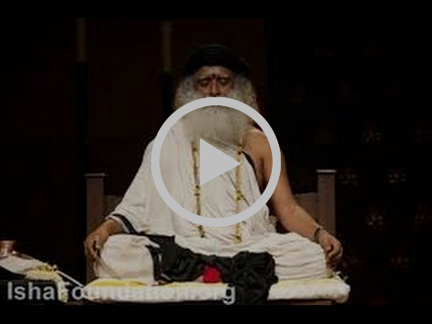 Meditation guided by Sadhguru [Meditate and you will start to feel]