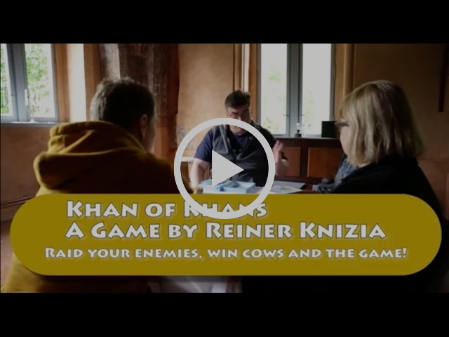 Khan of Khans Family Game Demo