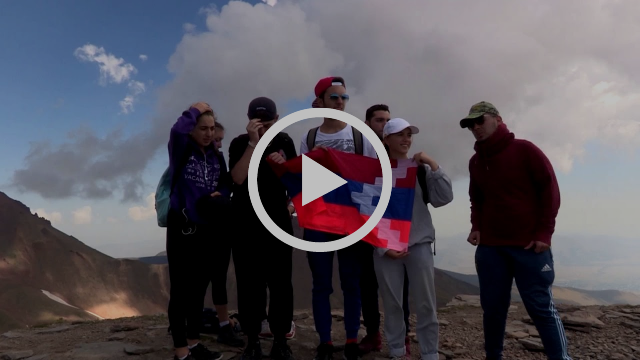 Meronq: AGBU Discover Armenia Program and Antranik Scout Camp 2017