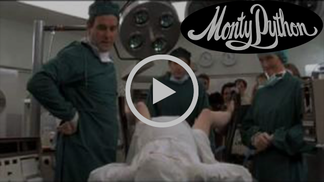 """Birth,"" from Monty Python's The Meaning of Life"