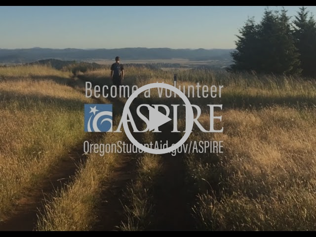 Be a Volunteer for ASPIRE