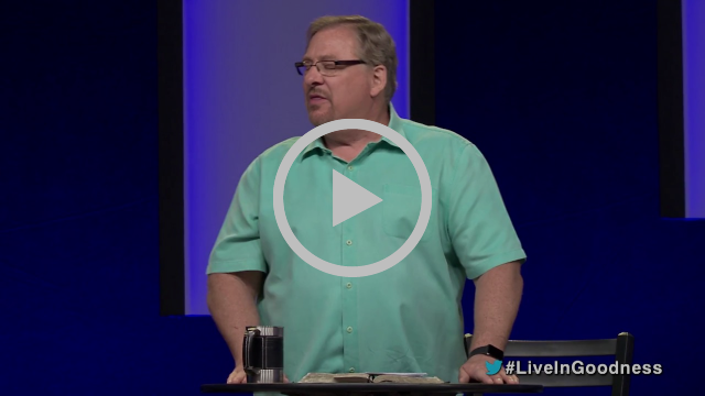 Learn How To Be Led By God's Spirit with Rick Warren