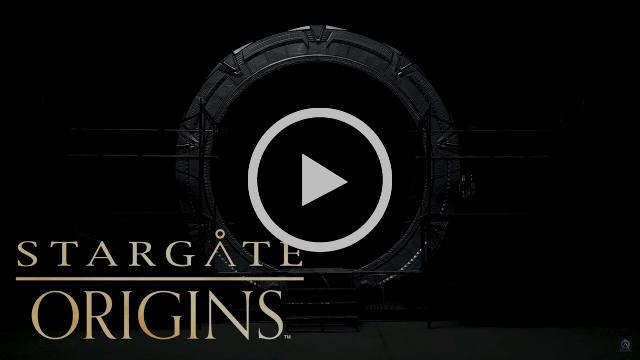 FIRST LOOK - TEASER | STARGATE: Origins