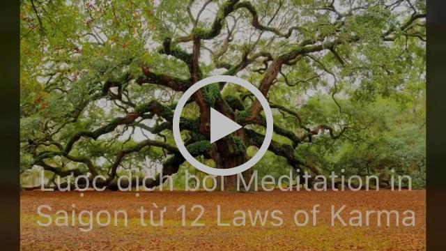12 Quy luật của Karma