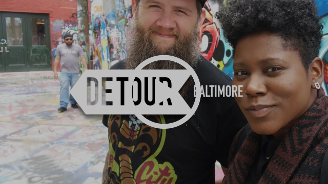 The Day I Got Lost in Baltimore | DETOUR