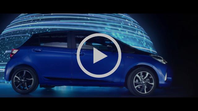 Toyota new 2017 Yaris image film